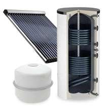 Capteurs tubes sous vide chez chez for Capteur solaire sous vide