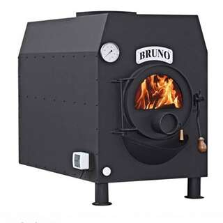 Poêle datelier Bruno Pyro Turbo III 19 kW