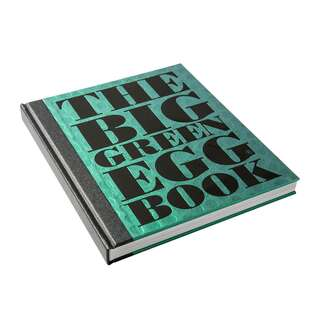Le livre Big Green EGG