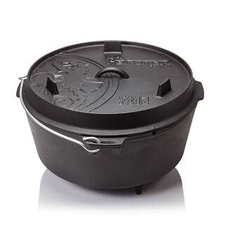 Petromax Marmite en fonte ft12 Dutch oven