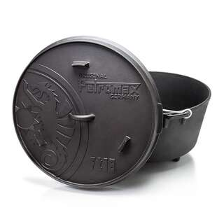 Petromax Marmite en fonte ft18 Dutch oven
