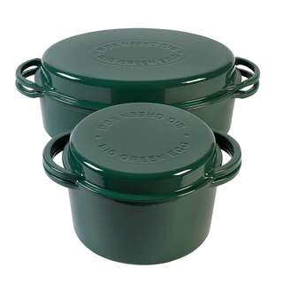 Dutch Oven Vert Big Green Egg