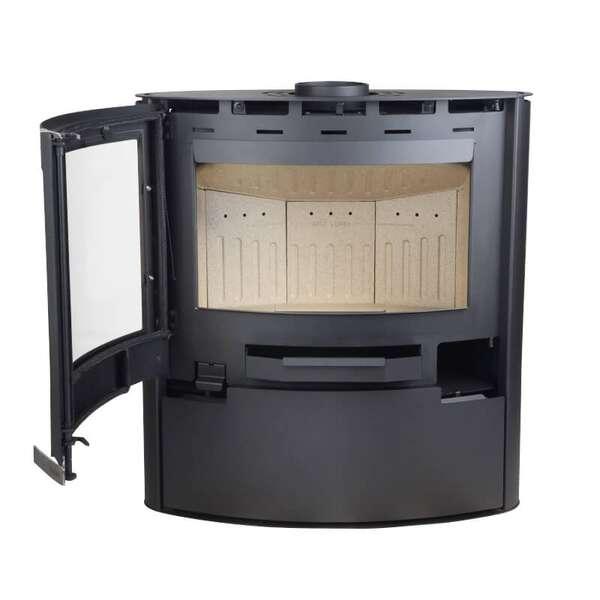 aduro 15 schwarzer stahlkorpus chez. Black Bedroom Furniture Sets. Home Design Ideas